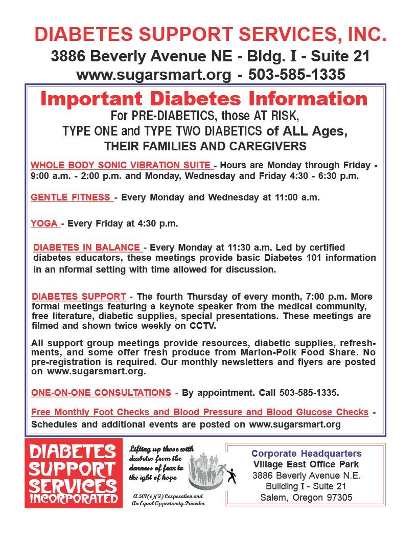 DSS Meeting Flyer